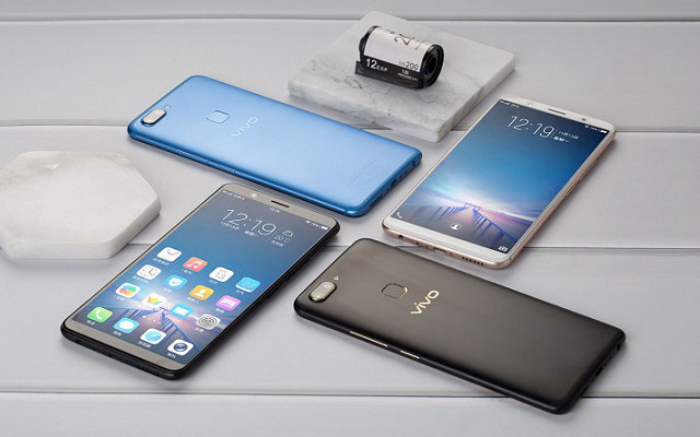2017年vivo发布的手机大全 看看vivo手机哪款最好