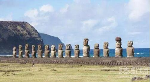 复活节岛的UFO之谜 曾是外星人基地?