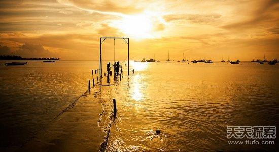 全球变暖后将消失的国家:马尔代夫竟排第三
