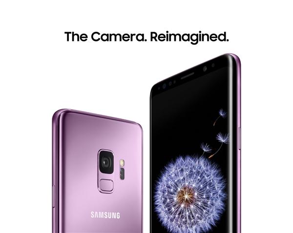 三星Galaxy S9/S9+发布:全球首发骁龙845 全视曲面屏设计