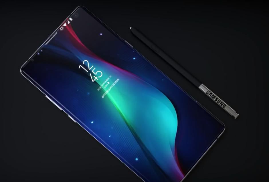 三星Galaxy Note9发布时间曝光:或九月份发布