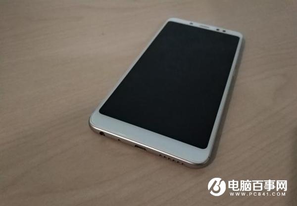 3月16日发!红米Note5真机实拍:骁龙636加持
