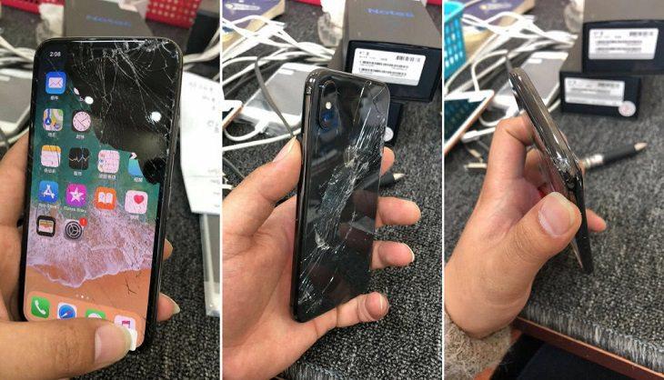 4200元买了台二手碎屏iPhone X 你觉得赚了还是亏了?