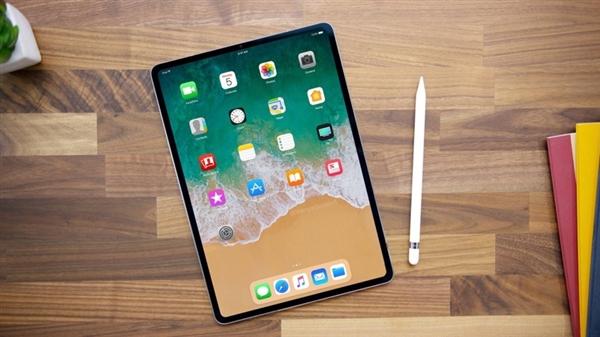 11寸iPad Pro意外杀出:屏占比可期