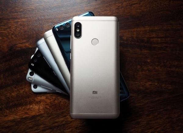 """红米Note 5今天正式发布:千元机中的""""水桶机"""""""