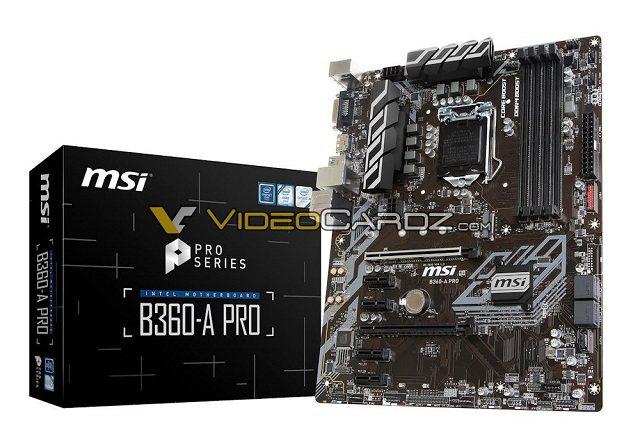 八代CPU有哪些?Intel八代酷睿、奔腾、赛扬主板搭配攻略