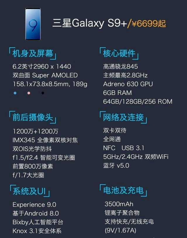 三星Galaxy S9+值得买吗?详细的三星S9+评测