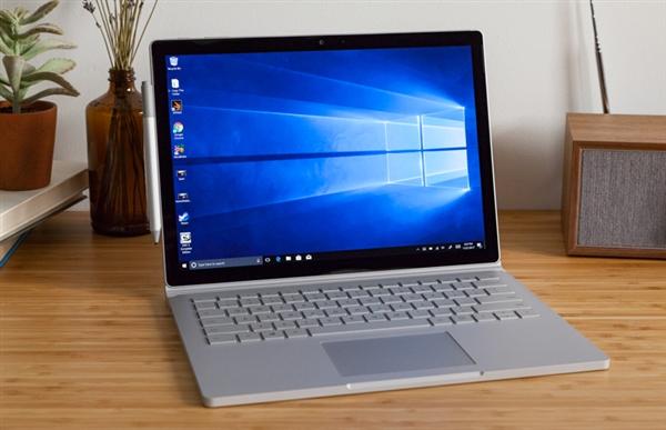微软推廉价版Surface Book 2二合一本:一天涨价1200元