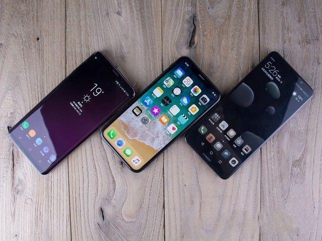 三星S9+、华为Mate10 Pro、iPhone X对比评测 顶级旗舰对决