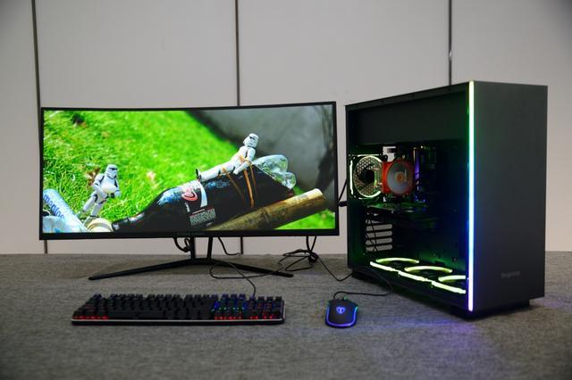 3500元i3 8100配H310四核独显游戏电脑主机配置推荐