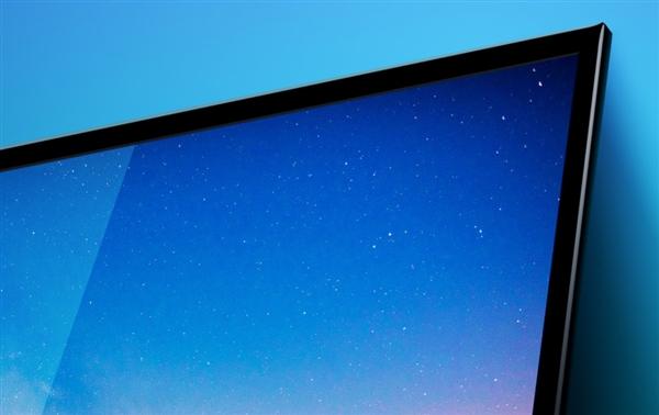 小米电视4C 50英寸发布:超窄边、4K HDR,售价2199