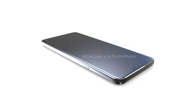 刘海可隐藏!LG骁龙845新机G7外形360°曝光:本月发