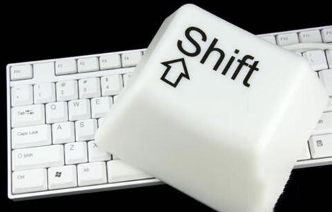 职场键盘侠必备技巧:Shift键在Excel和Word中的妙用大全