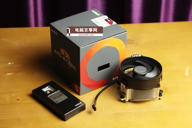 R5 2600X自带散热器吗?AMD锐龙R5-2600X自带风扇详解