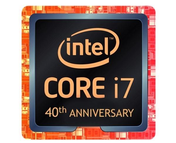 Intel酷睿i7-8086K什么时候上市?纪念英特尔8086处理器而生