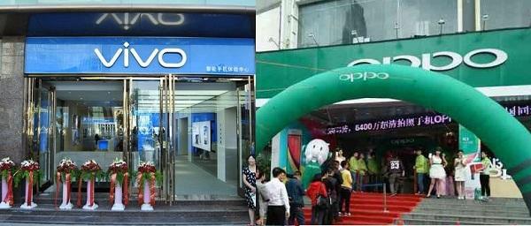OPPO A1与vivo Y85区别对比评测 OPPO A1和vivo Y85哪个好?