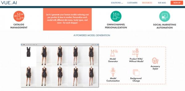 AI帮你解决出门穿衣服的选择困难症