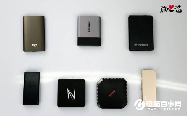移动硬盘什么牌子好 2018十大移动硬盘品牌排行