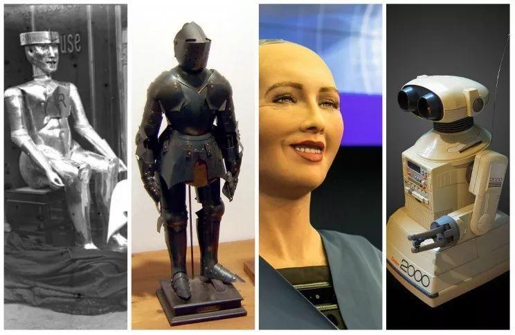 机器人极简史:从周朝跳舞机器人到波士顿动力狗
