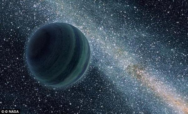 太阳系真的存在第九颗行星?比冥王星更远