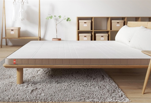 小米众筹8H乳胶床垫R1发布:七分区设计  999元起!