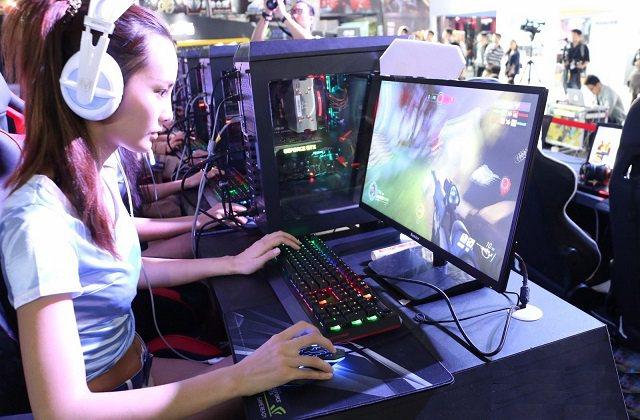 6000元电竞游戏电脑配置推荐  六核独显带显示器