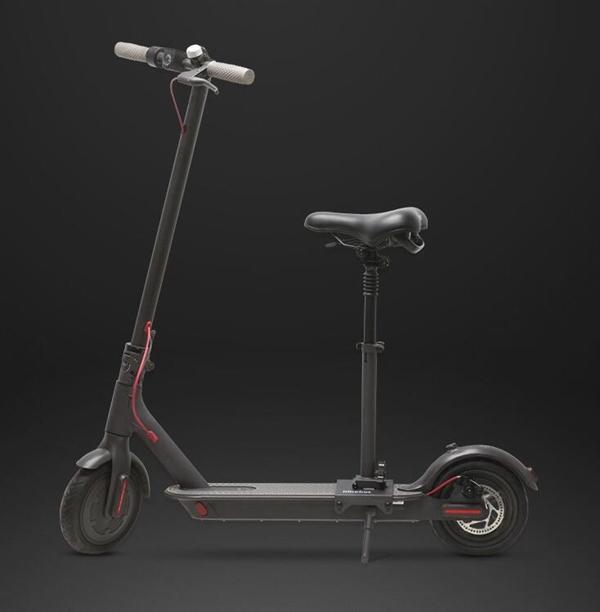 米家电动滑板车座椅开卖:多重减震设计 199元!