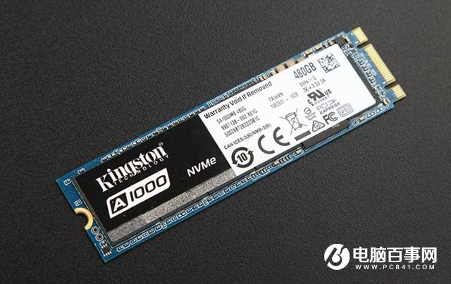 金士顿A1000 PCIe SSD评测 金士顿A1000 SSD怎么样?
