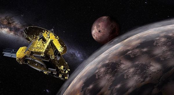 冥王星可能由10亿颗彗星合并而成