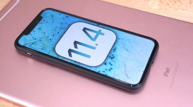 iOS 11.4正式版即将发布 两大重要功能回归