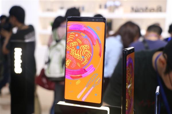 三星Galaxy Note 9摄像头升级/外形延续 有望8月9日发布