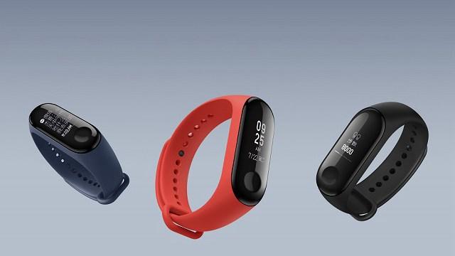 小米手环3 NFC版上市时间 小米手环3 NFC版什么时候上市