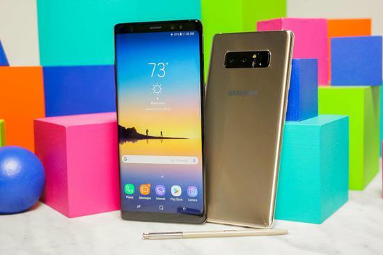三星Galaxy Note9现身:配置依旧彪悍的双处理器旗舰!