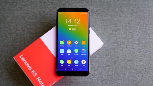 联想K5 Note评测 联想K5 Note大屏手机值得买吗?