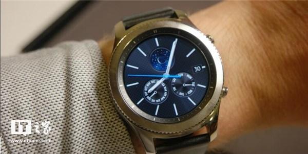 三星Gear S4智能手表:支持LTE,全新金色配色
