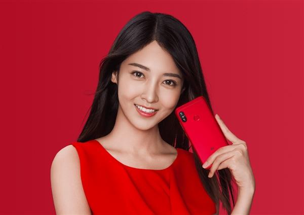红米6 Pro正式发布:小刘海+4000mAh 999元起!