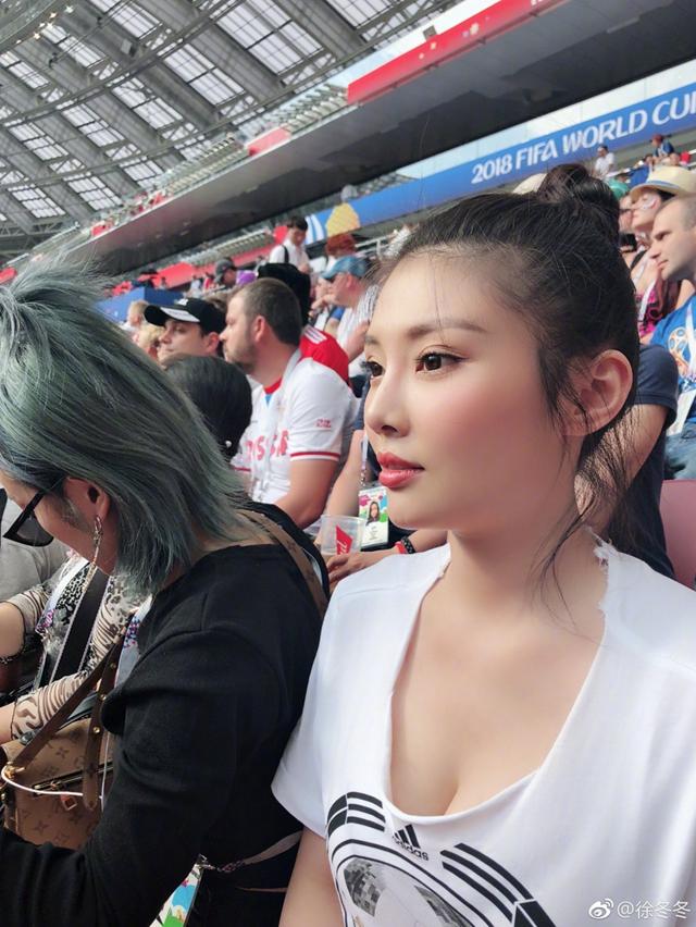 2018世界杯足球宝贝图片 2018世界杯性感足球美女图片大全