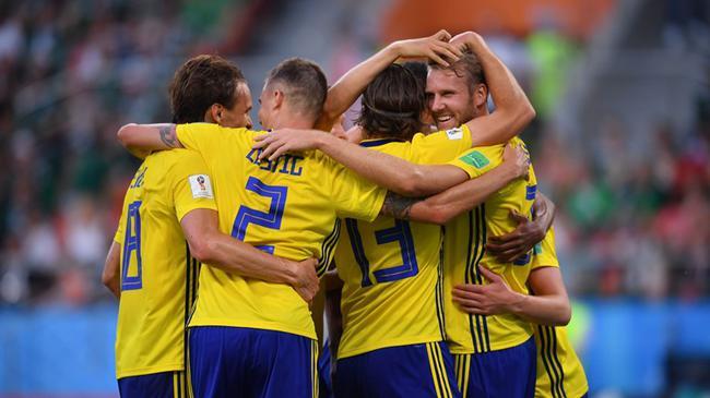 2018世界杯墨西哥vs瑞典视频录播 墨西哥0-3瑞典回放视频