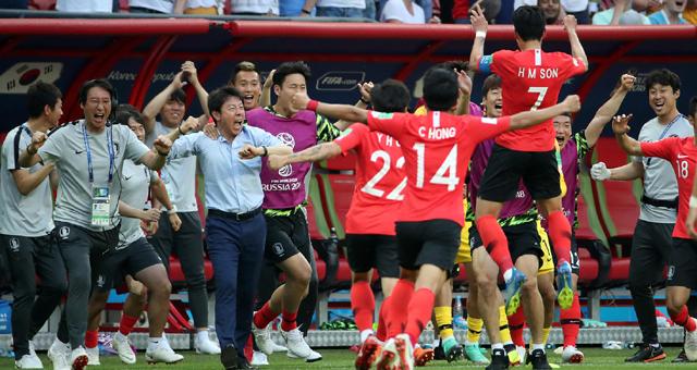 2018世界杯韩国vs德国视频录播 韩国2-0德国回放视频