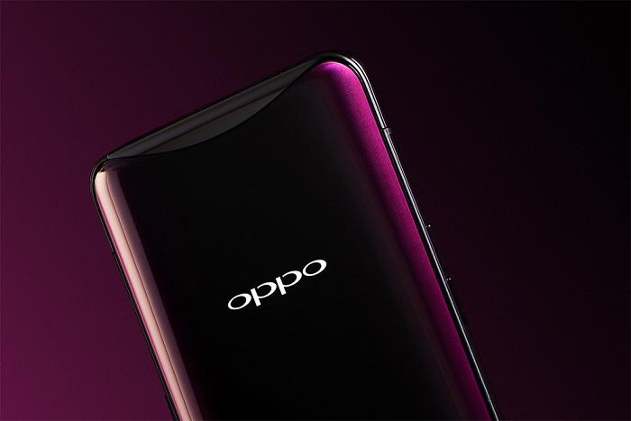 OPPO Find X图片大全 创新科技感十足