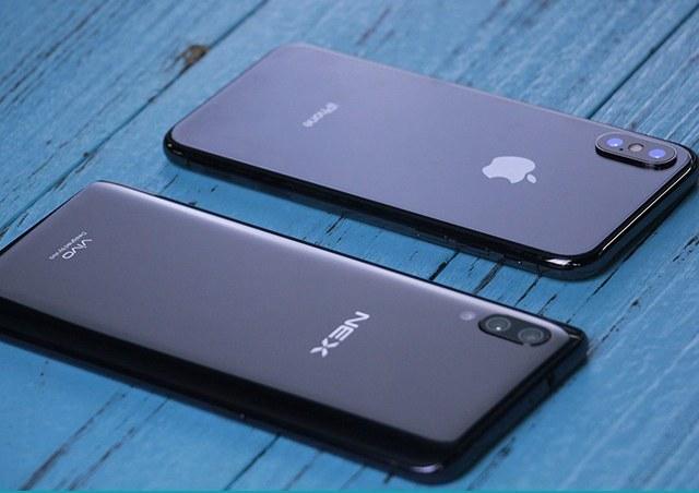 vivo NEX和iPhone X哪个好 苹果iPhoneX对比vivoNex区别