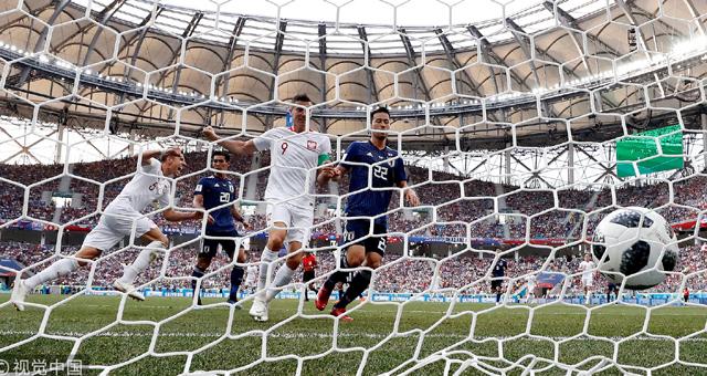 2018世界杯日本vs波兰视频录播 日本0-1波兰回放视频