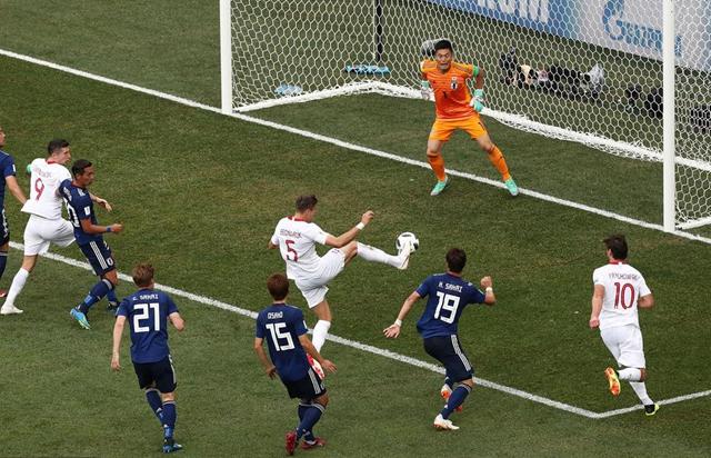 2018世界杯小组赛H组出线和出局分别是哪支球队?