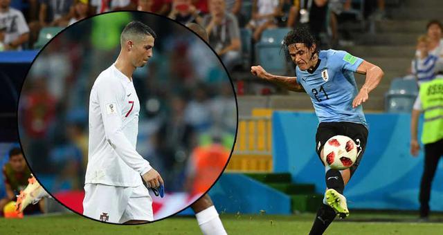 2018世界杯乌拉圭vs葡萄牙视频录播 1/8决赛乌拉圭2-1葡萄牙回放视频