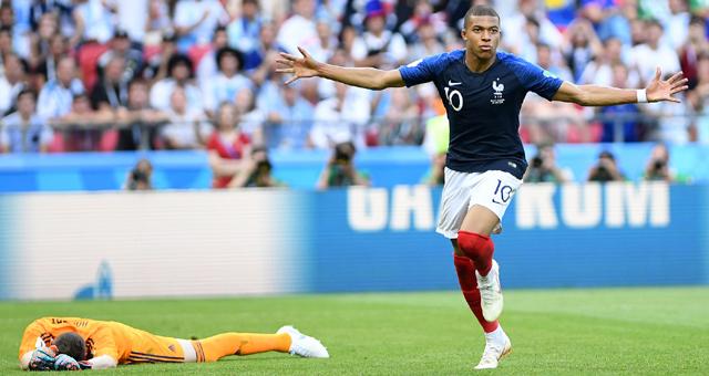 世界杯法国vs阿根廷视频录播 1/8决赛法国4-3阿根廷回放视频