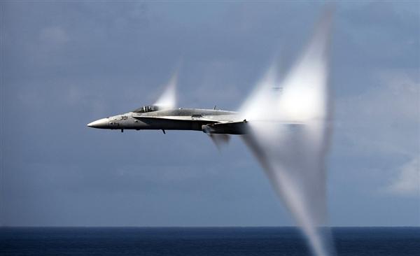 美国测试新超音速飞机:音爆几乎听不见了