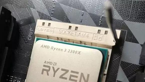 AMD二代锐龙R5-2500X/R3-2300X曝光 Intel八代i3惨被默秒全
