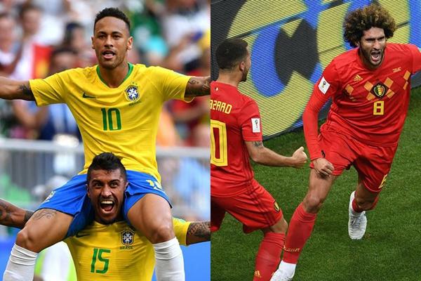 世界杯巴西vs比利时谁会赢 1/4决赛巴西vs比利时比分预测