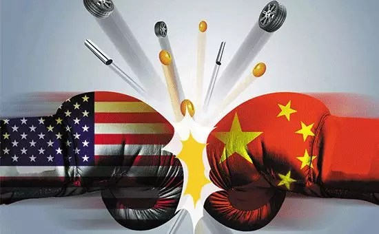 中美贸易开战 国运之争抢的是未来50年!