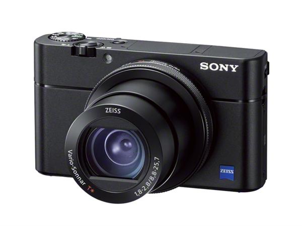 索尼发布DSC-RX100M5A黑卡相机 0.05秒高速对焦